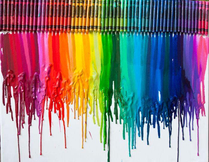 Краски своими руками в